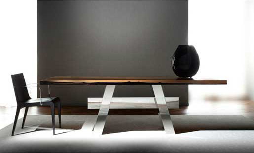 Vera Dining Table Designer Furniture, Cliff Young Furniture