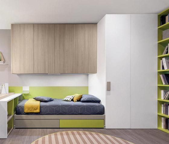 Z563 Monopoli di Zalf | Kids storage furniture