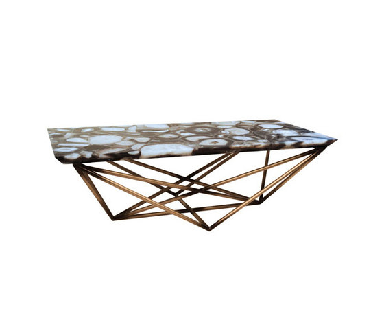 CY Rocks Cocktail Table by Cliff Young | Lounge tables