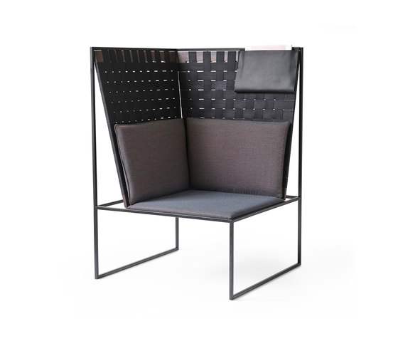 #80 Black by aggestrup | Armchairs