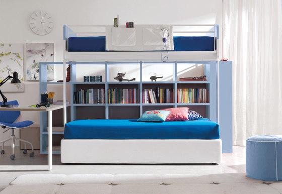 Letti A Castello by Zalf | Kids beds