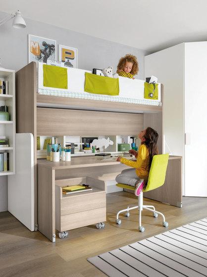 Letti A Castello de Zalf | Kids beds