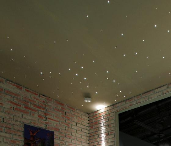 LED optical fibres di L&L Luce&Light | Lampade soffitto incasso