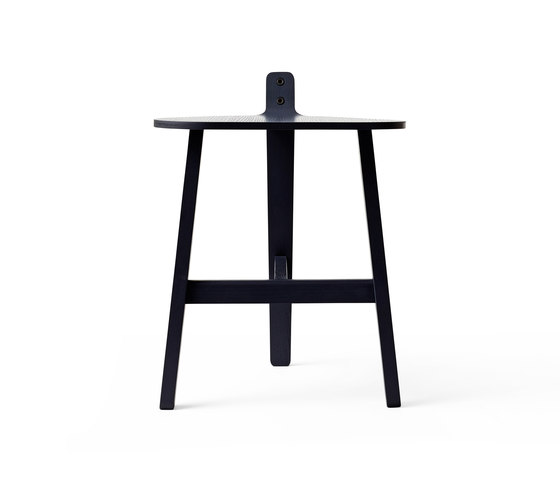 Bronco Stool black by Karakter Copenhagen | Stools
