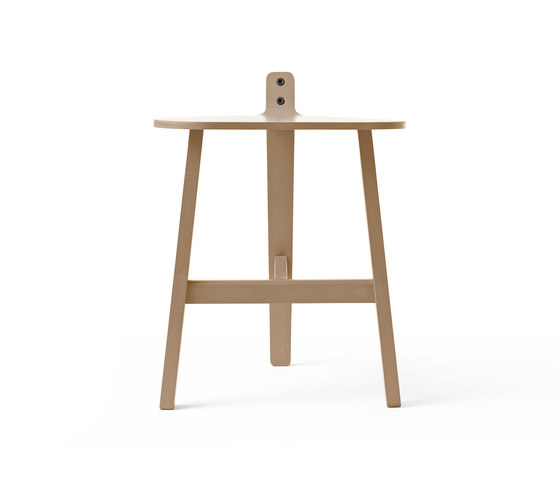 Bronco Stool oak by Karakter Copenhagen | Stools