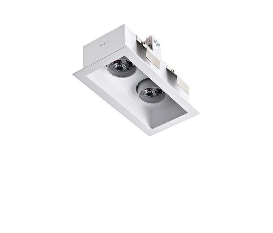 Quad 5 di L&L Luce&Light | Lampade soffitto incasso