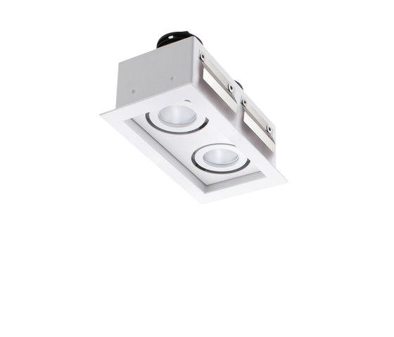 Quad Maxi 1 di L&L Luce&Light   Lampade soffitto incasso