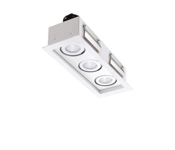 Quad Maxi 1 di L&L Luce&Light | Lampade soffitto incasso