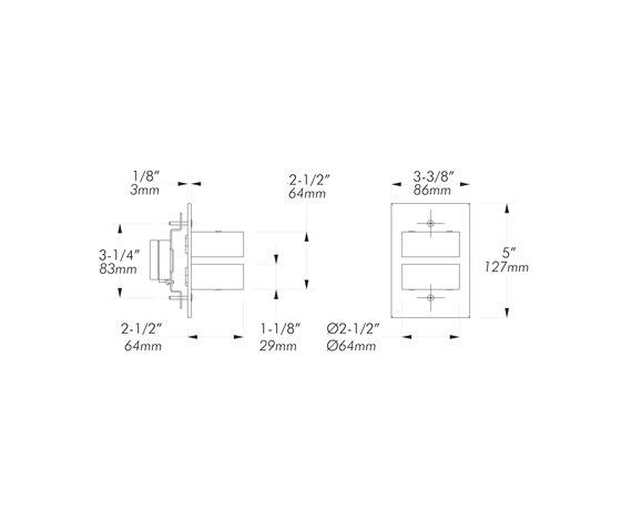L17 | stainless steel de MP Lighting | Focos reflectores