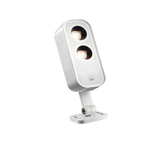 Siri 1.1 di L&L Luce&Light | Faretti