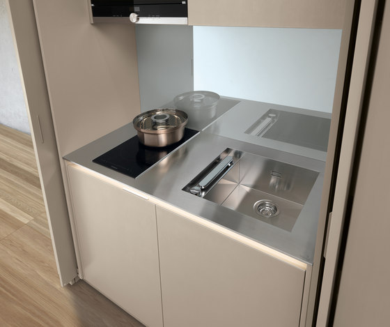 Arte by Euromobil | Compact kitchens