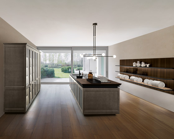 Filò by Euromobil | Fitted kitchens