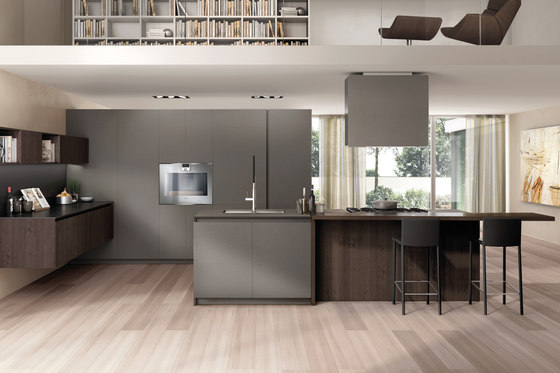 Antis FiloAntis33 by Euromobil | Fitted kitchens