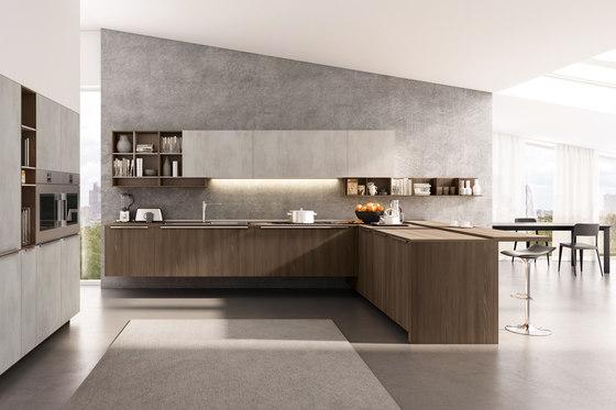 Lain Multisystem de Euromobil | Cocinas integrales