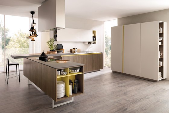 Lain FiloLain33 by Euromobil | Fitted kitchens