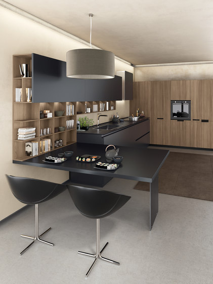 Lain FiloLain Multisystem by Euromobil | Fitted kitchens