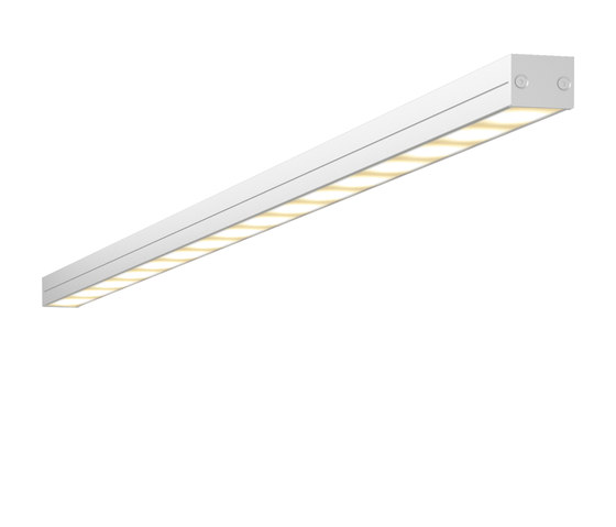 L101 N | matte clear anodized by MP Lighting | Wall lights