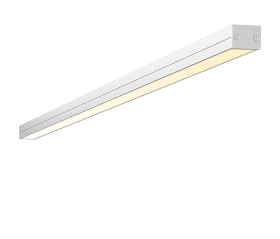 L102 N | matte clear anodized by MP Lighting | Wall lights