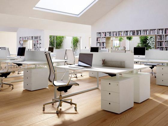 Framework 2.0 de Fantoni | Desks