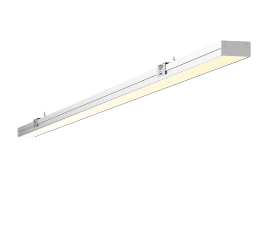 L107 N | matte clear anodized by MP Lighting | Wall lights