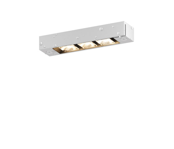 L151 3W | matte clear anodized by MP Lighting | Wall lights