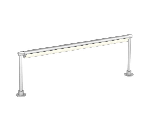 L161 MB | matte clear anodized by MP Lighting | Furniture lights