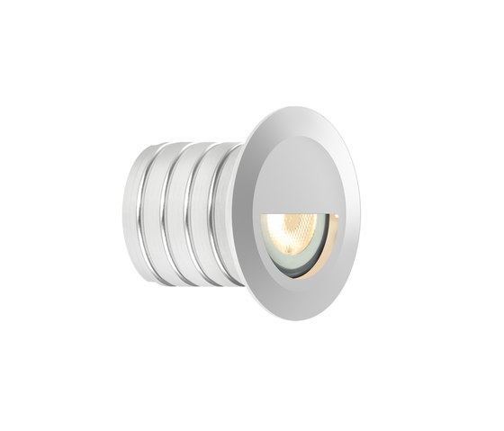 L301 | matte clear anodized di MP Lighting | Lampade parete incasso