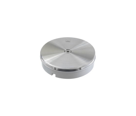 Bright 9 by L&L Luce&Light | Outdoor recessed wall lights