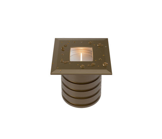 L324 | bronze by MP Lighting | Recessed wall lights