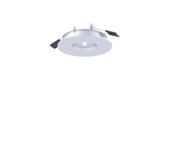 L505-L65 | matte clear anodized by MP Lighting | Recessed lights