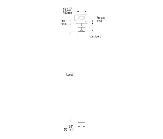 L631-L191 de MP Lighting | Éclairage général