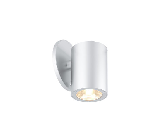 L721 | matte clear anodized by MP Lighting | Recessed wall lights