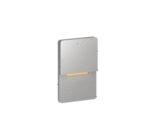 L760-L47 | matte clear anodized by MP Lighting | Emergency lights