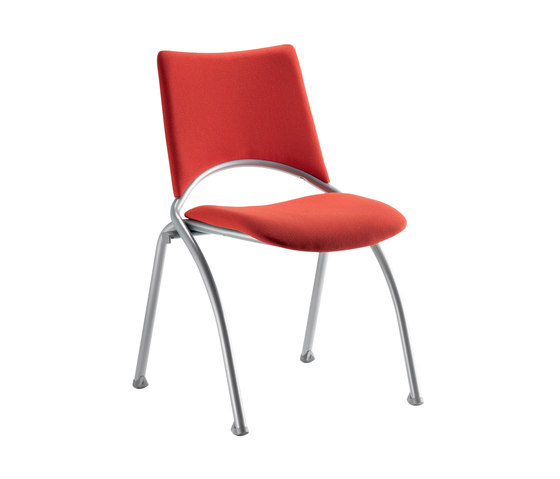Wap by Sokoa | Visitors chairs / Side chairs