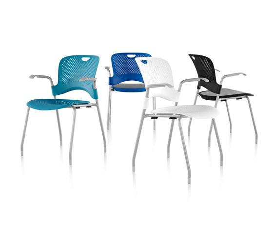Caper Stacking Chair Sillas De Herman Miller Architonic