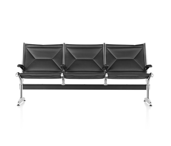 Eames Tandem Sling Seating by Herman Miller | Benches
