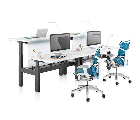 Renew Link Desks From Herman Miller Architonic