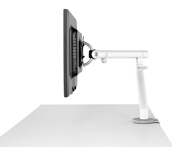 Flo Monitor Supports by Herman Miller | Table equipment