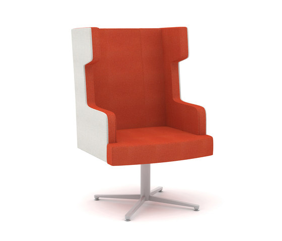 Jackson Thirty with 4 star base by ERG International | Armchairs