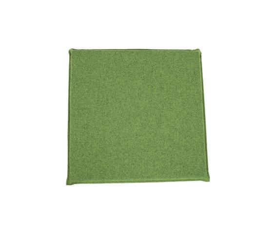 Klaus Seat Cushion grass di Steiner | Cuscini