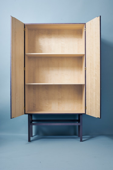 Silver Cabinet by Fehling & Peiz & Kraud | Cabinets