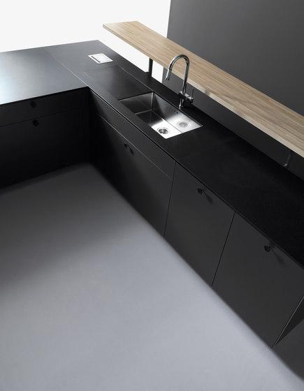BK3 von Effeti Industrie SRL | Einbauküchen