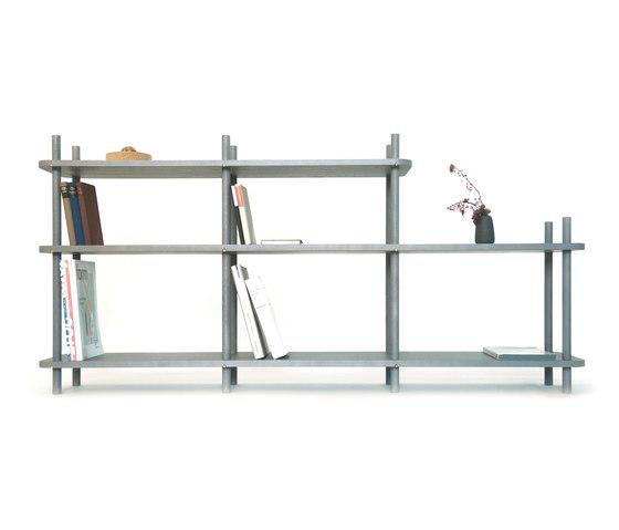 Wooden shelf by MHPD | Shelving