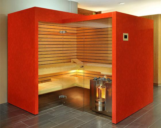 Cube Corner by Küng Sauna + Spa | Saunas