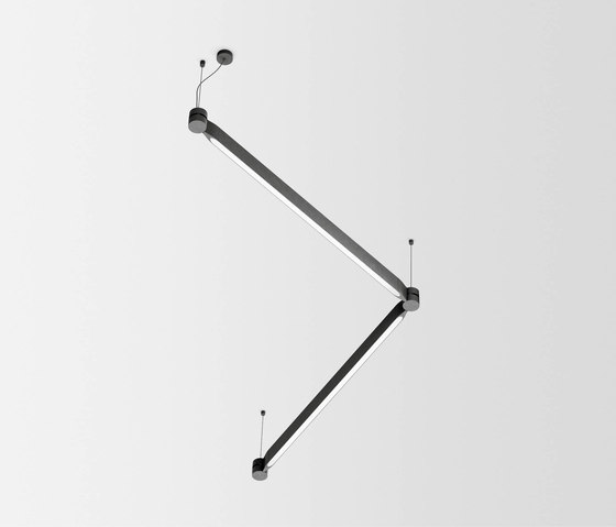 ELLO SYSTEM 1.0 by Wever & Ducré | Suspended lights