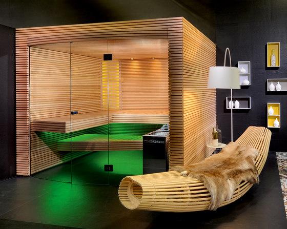 Ovola Indoor de KÜNG | Saunas finlandesas