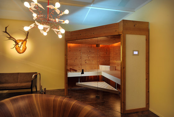 Rustico by Küng Sauna + Spa | Saunas