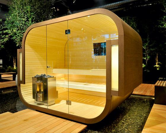 Swing by KÜNG | Saunas