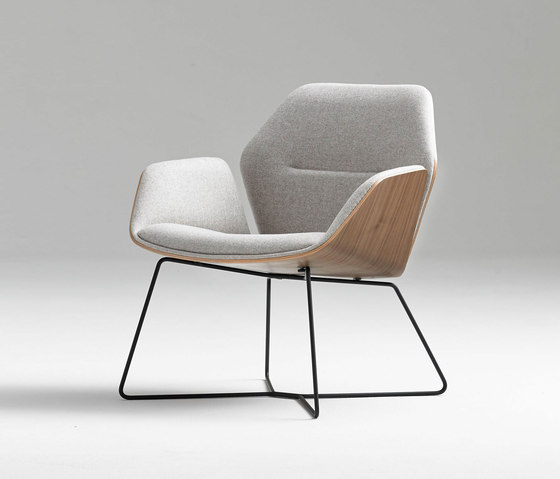 Ginkgo Ply Lounge de Davis Furniture | Sillones