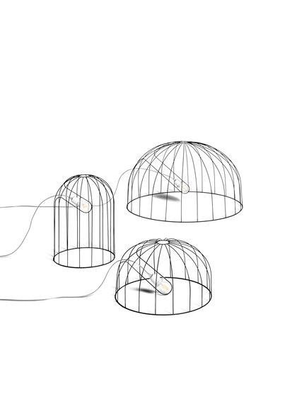 Mogura de De Padova | Lámparas de suelo